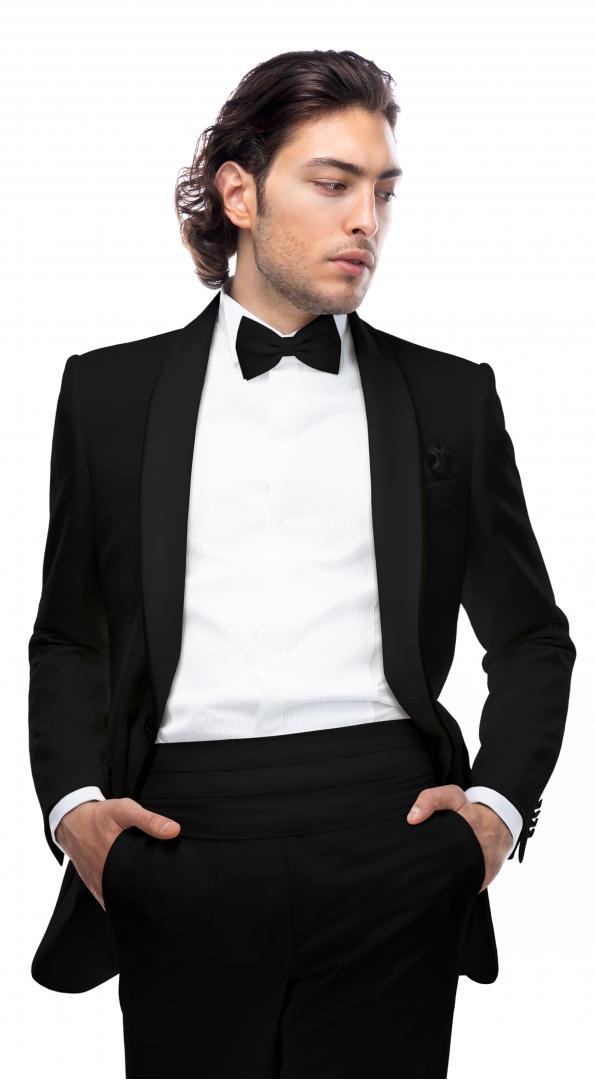 Filip Cezar Oblivion Black Jacket