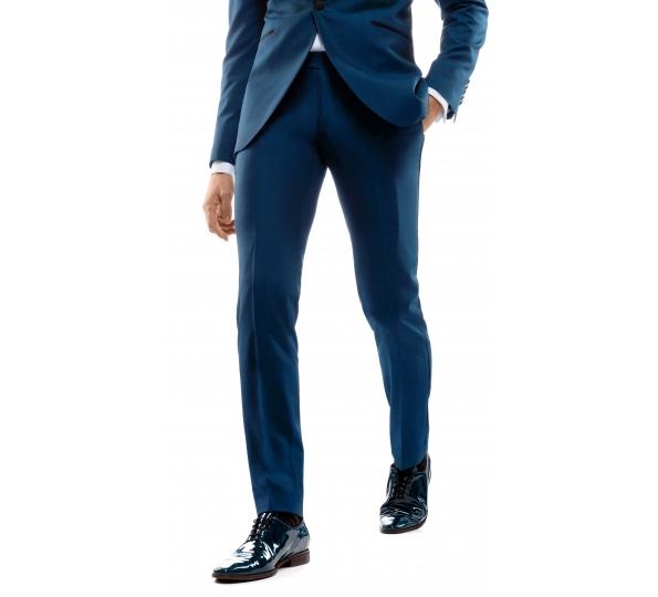 Pantaloni Filip Cezar Blue