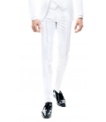 Pantaloni la comanda Filip Cezar White