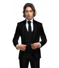 Filip Cezar Exotic Black Jacket