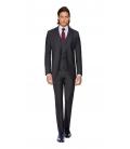 Filip Cezar Grey Stripe Suit