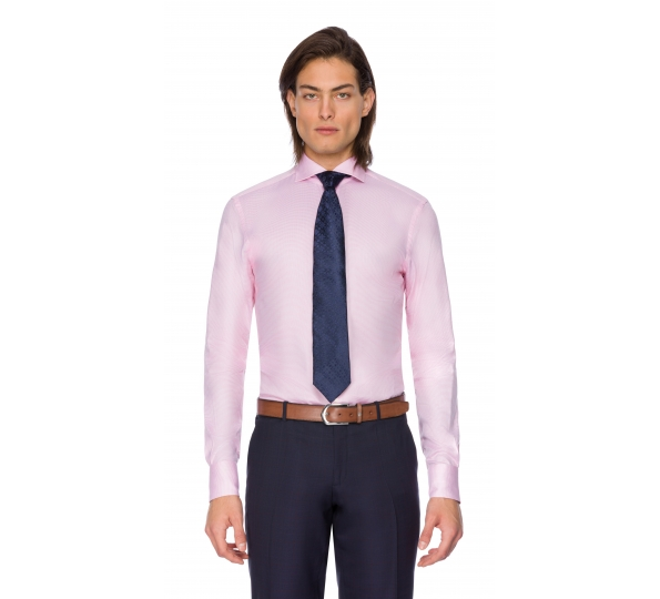Filip Cezar Pink Dots Shirt