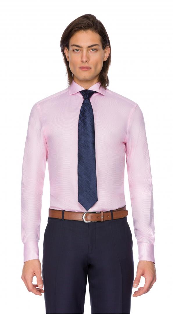 Camasa Filip Cezar Pink Dots