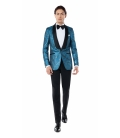 Filip Cezar Everest Blue Suit