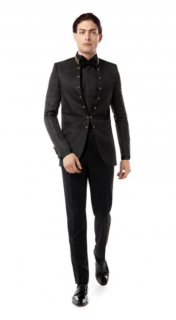 Filip Cezar Eternity Black Suit