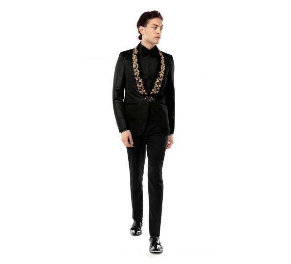 Filip Cezar Sensitive Gold Suit
