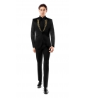 Filip Cezar Sympathy Gold Suit