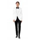 Costum Filip Cezar Eternity White