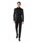 Filip Cezar Black & White Suit
