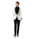 Filip Cezar Gold Transient Suit
