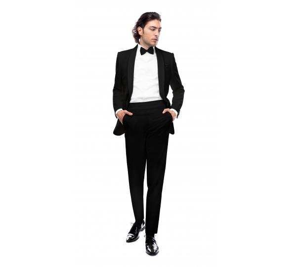 Filip Cezar Oblivion Black Suit