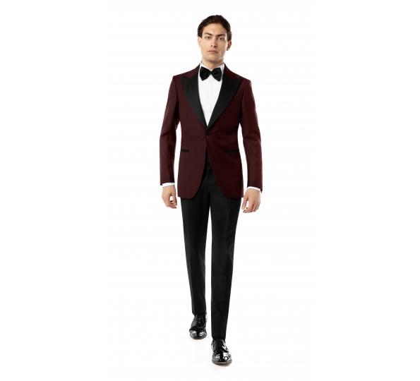 Filip Cezar Classic Red Suit