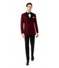 Filip Cezar Double Red Suit
