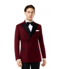 Costum Filip Cezar Double Red