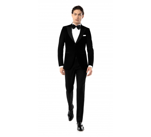 Costum Filip Cezar Dark Velvet