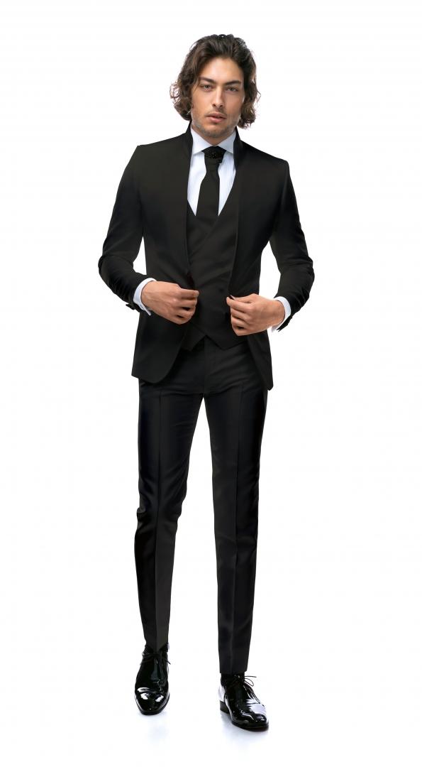 Costum Filip Cezar Black Fantasy
