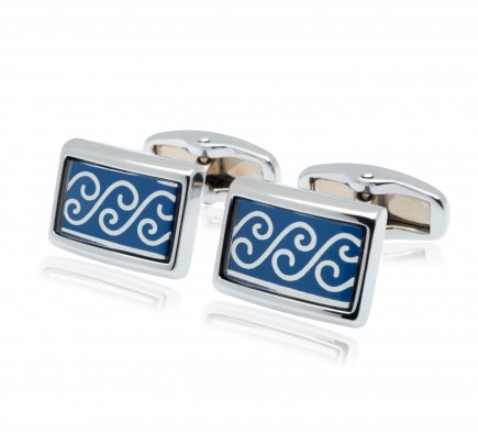 Cezar Blue Dream Cufflinks