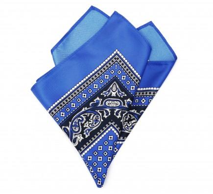 Cezar Blue Flowers