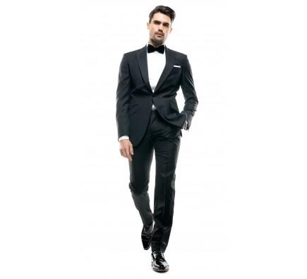 Filip Cezar White Dots Suit