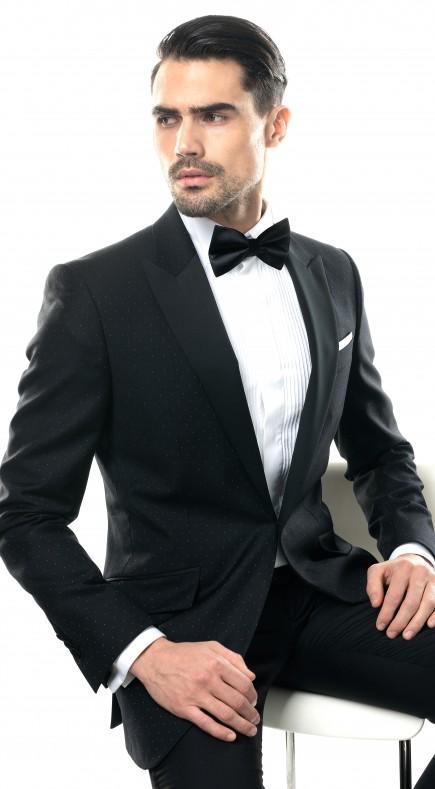 Filip Cezar White Dots Jacket