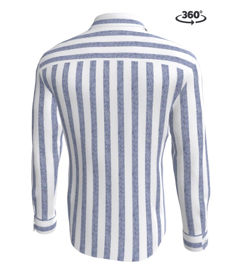 Vezi configuratorul de camasi la comanda pentru barbati marca Filip Cezar.