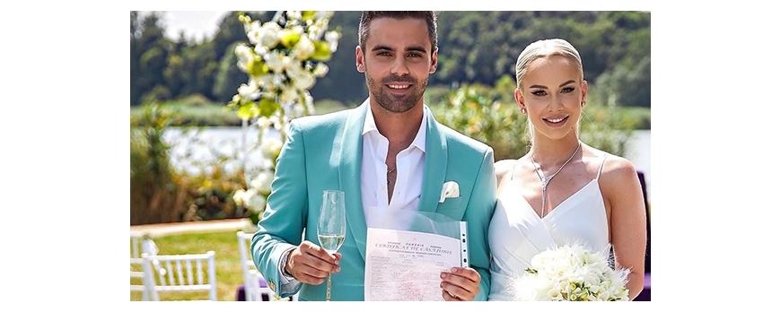 Sandra Izbasa si Razvan Banica s-au casatorit